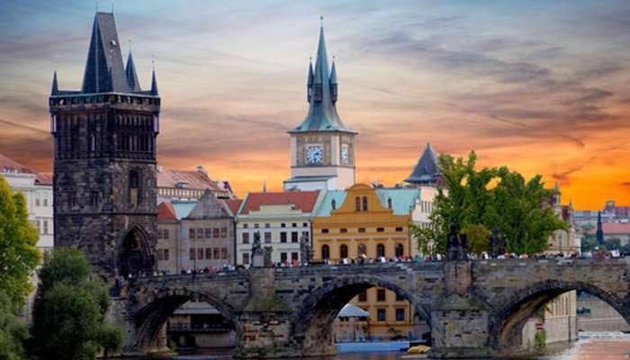 Foto de Con una beca rumbo a la República Checa