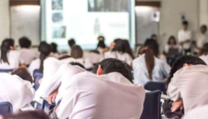 Foto de La siesta no es una pérdida de tiempo en época de exámenes, según la ciencia