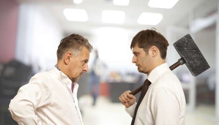 Foto de Procusto y Burnout, síndromes más comunes que se observan en el entorno laboral