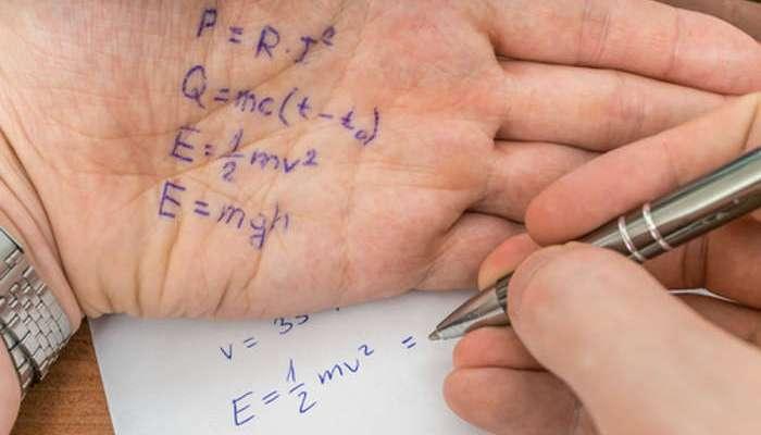 Foto de Chuletas en los exámenes: ¿realmente son eficaces para aprobar?