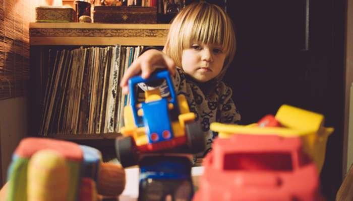 Foto de Los juguetes podrán detectar problemas de desarrollo en el niño