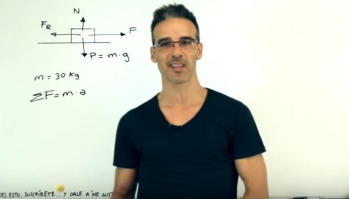 Foto de El profesor youtuber David Calle, único español entre los candidatos al Nobel de Profesores