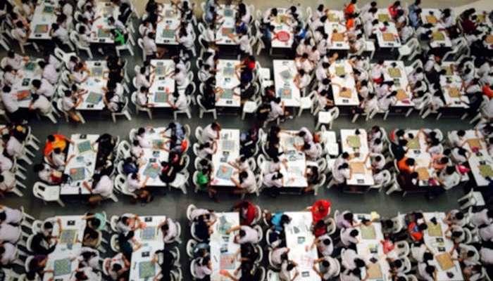 Foto de Los más curiosos Record Guinness en educación