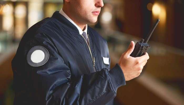 Foto de Así son las pruebas para trabajar como vigilante de seguridad o escolta privado