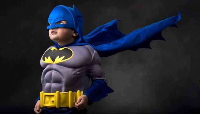 Foto de Sí a los superhéroes en edad preescolar, pero con moderación