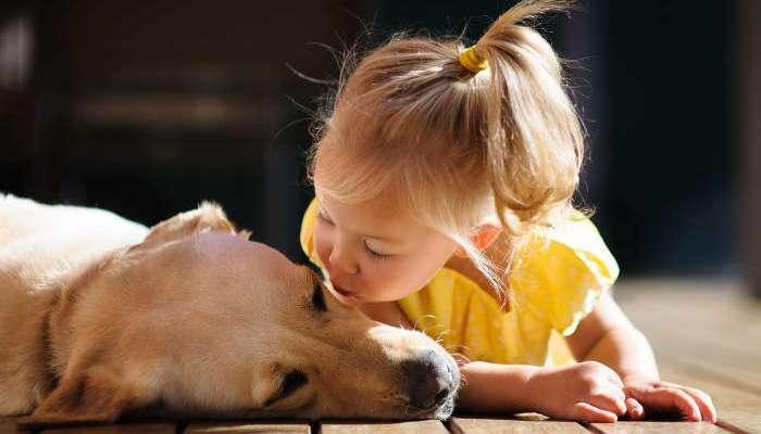Foto de El vínculo de las mascotas con los niños, más fuerte incluso que entre hermanos