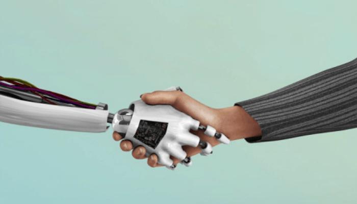 Foto de Los robots comienzan a hablar su propia lengua