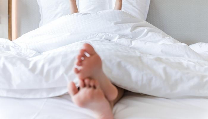 Foto de Un anuncio de empleo ofrece 16.000€ por estar 2 meses sin salir de la cama