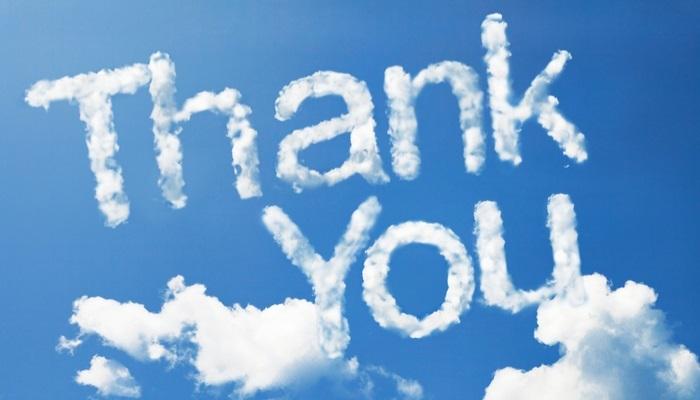 Foto de 5 alternativas al 'thank you' para dar las gracias en inglés