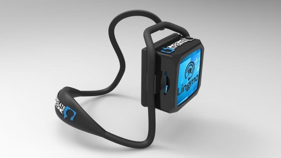 Foto de Lingmo, el primer auricular de traducción que funciona sin wifi ni Bluetooth