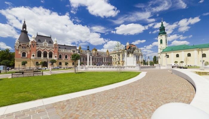 Foto de Rumanía busca la ayuda de voluntarios para tener ciudades más verdes