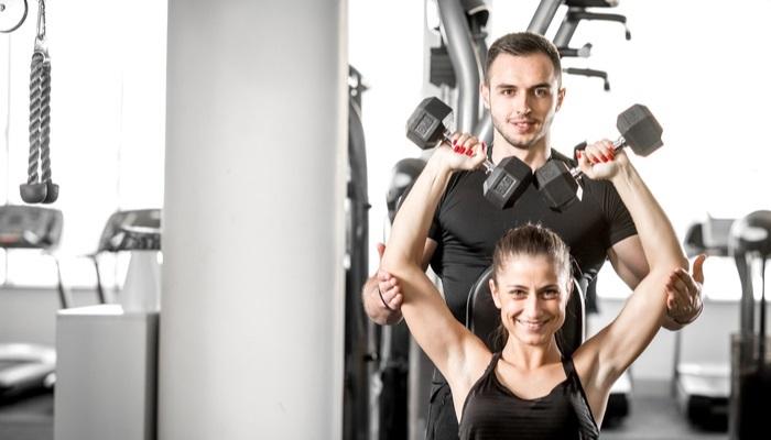 Foto de Levantar pesas ayuda a sacar mejores notas