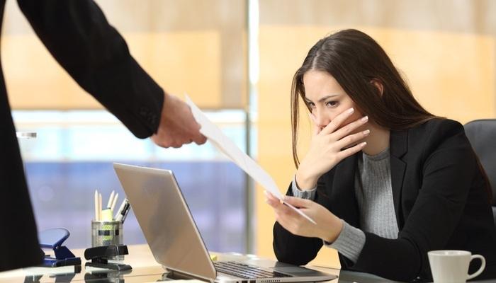 Foto de ¿Cuáles son los motivos principales por los que despiden un empleado?