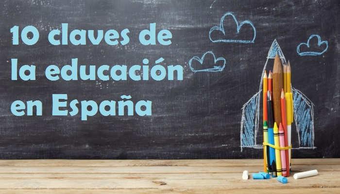 Foto de Las 10 claves de la educación española según la OCDE