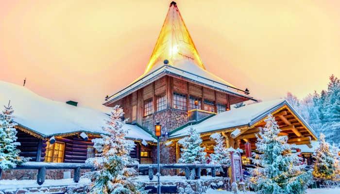 Foto de Trabaja en Laponia este invierno y ayuda a Santa Claus