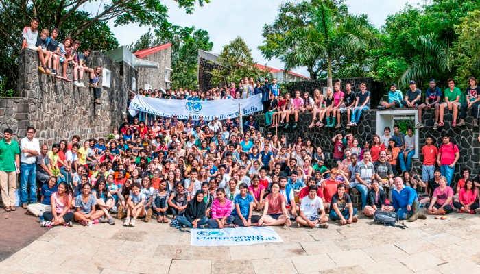 Foto de Con una beca para estudiar Bachillerato Internacional por todo el mundo