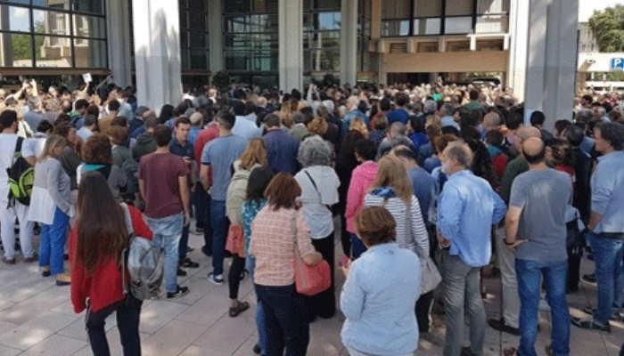 Foto de 1-O: Cisma en las aulas por el referéndum catalán