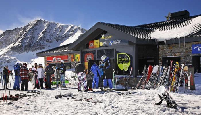 Foto de Trabajo en estaciones de esquí: más de 1.000 vacantes para apasionados por la montaña