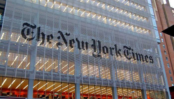 Foto de Prácticas profesionales remuneradas en The New York Times, ¿te apuntas?