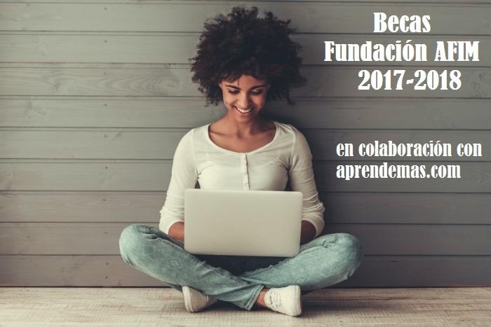 Foto de Fundación AFIM lanza 75.000 becas para cursos gratuitos online junto a aprendemas.com
