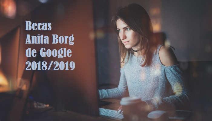 Foto de Google abre las becas Anita Borg para dar 7.000 euros a mujeres 'tech'