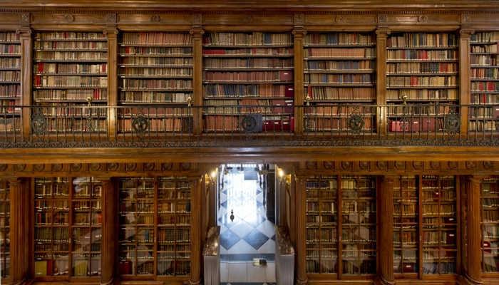 Foto de 24 de octubre: Cómo celebrar el Día de la Biblioteca sin olvidar las propuestas virtuales