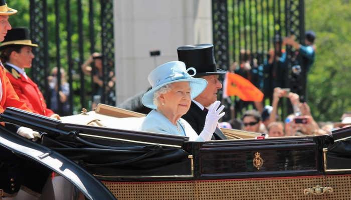 Foto de Beca para hacer prácticas con la Familia Real Británica