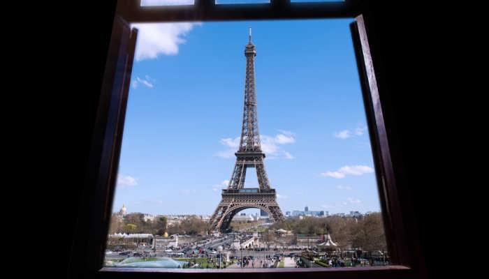 Foto de Becas con vistas a la torre Eiffel para estudiantes de máster y doctorado