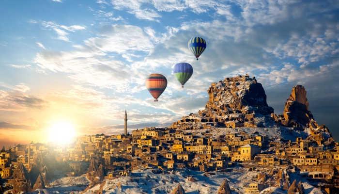 Foto de Becas de postgrado rumbo a Turquía para conocer el país de la Capadocia