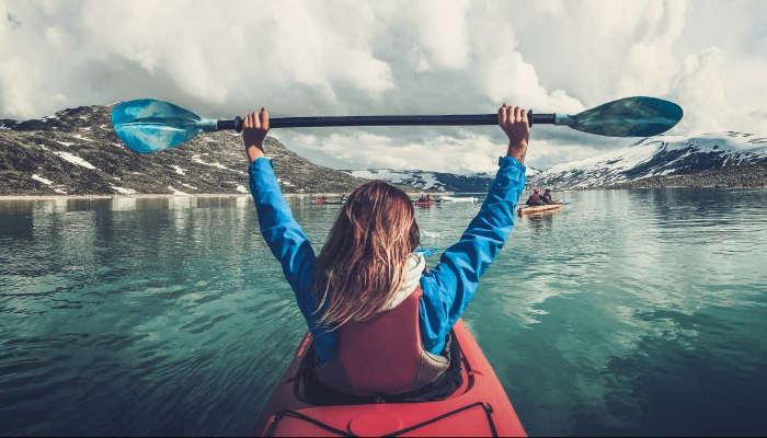 Foto de Verano de 2018: trabaja como guía turístico en Noruega
