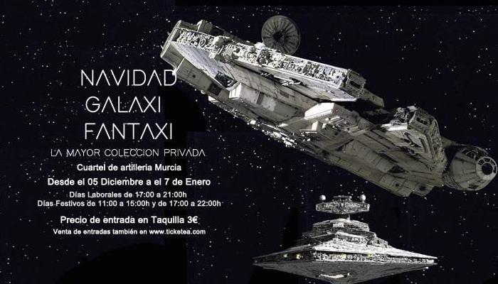 Foto de Vive una experiencia Star Wars única: talleres y piezas de colección hasta el 7 de enero