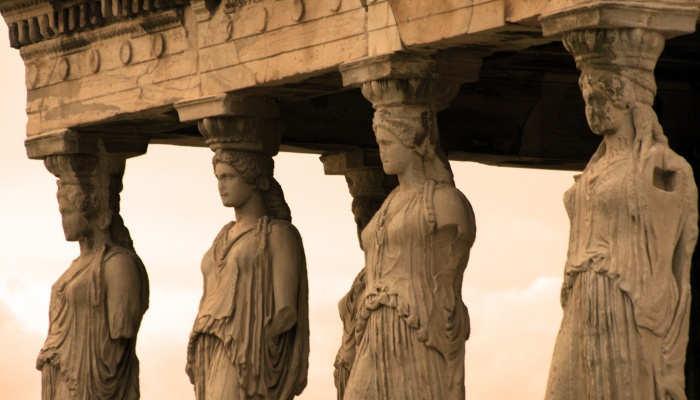 Foto de Grecia, destino de las becas Onassis que puedes solicitar ya