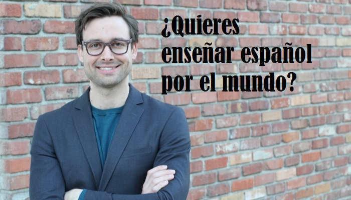Foto de Curso de profesor de español para trabajar en cualquier parte del mundo