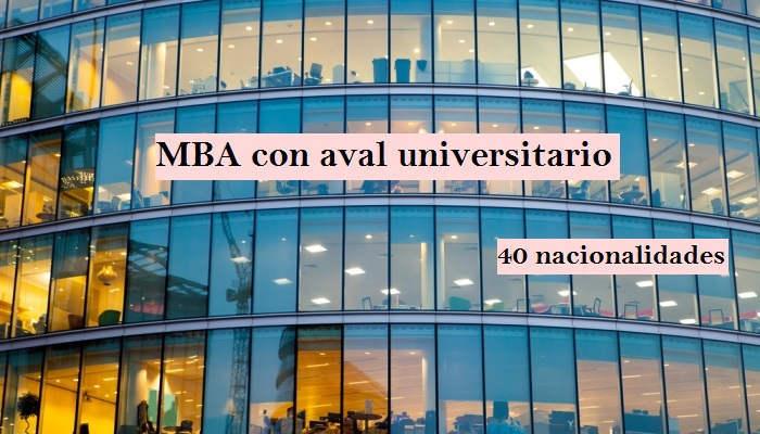 Foto de Becas del 96% para hacer un MBA acreditado y entrar donde te propongas