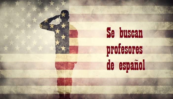 Foto de El Ejército de Estados Unidos busca profesores de español y ofrece hasta 165.000 dólares de sueldo