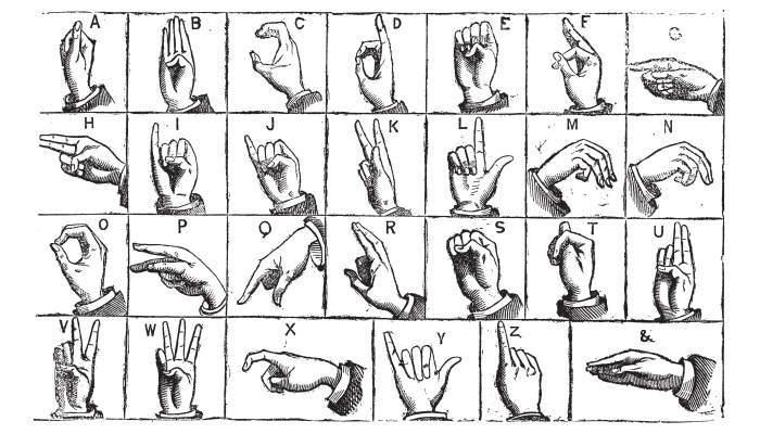 Foto de El Ministerio de Educación busca 15 intérpretes de lengua de signos