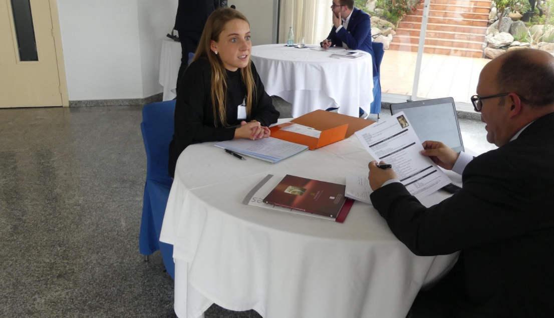Foto de Poner en contacto a empresas y alumnos, clave para la carrera profesional en Hostelería y Turismo