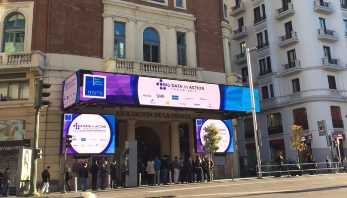 Foto de 'Big Data to Action': un foro gratuito sobre grandes oportunidades en 2018