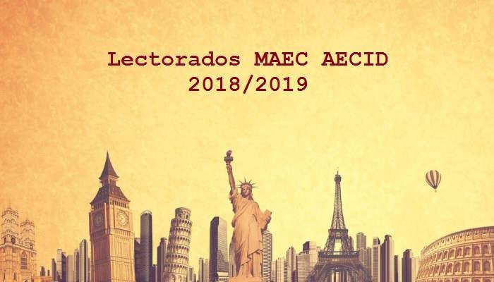 Foto de Viajar y enseñar español: ya están aquí las plazas de lectorados MAEC AECID 2018 2019