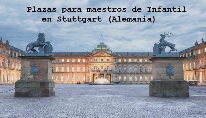 Foto de Se buscan maestros de Infantil en Alemania con sueldo de hasta 2.900 euros y curso de alemán
