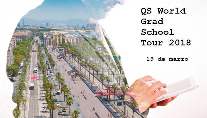 Foto de QS World Grad Tour llega en marzo a Barcelona: los mejores masters y becas para una carrera de éxito