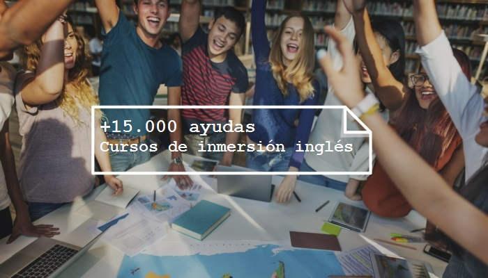 Foto de Llegan miles de becas para cursos de inmersión en inglés de la UIMP en España