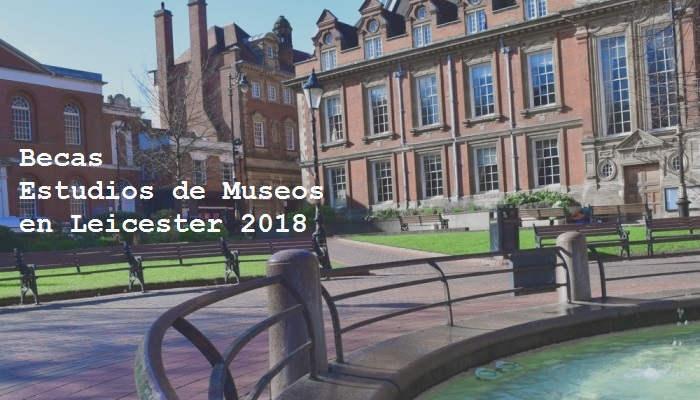 Foto de Becas en Leicester para descubrir los museos y el patrimonio mundial