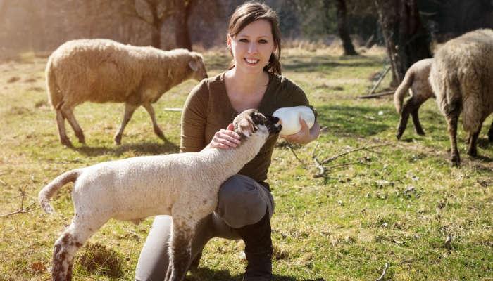 Foto de Voluntariado en granjas: jóvenes que buscan nuevas experiencias en plena naturaleza