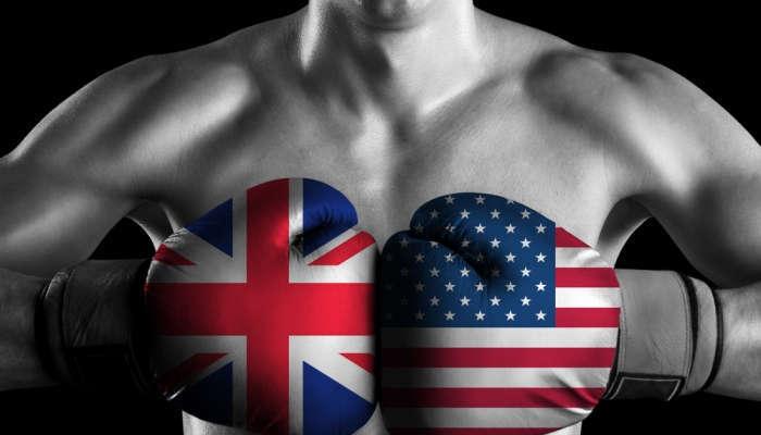 Foto de Inglés americano vs. Inglés británico