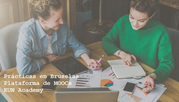 Foto de European Schoolnet ofrece prácticas en Bruselas para desarrollar MOOCs o Cursos Online