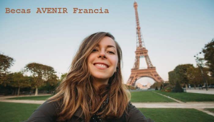 Foto de Becas Avenir de hasta 10.000 euros para estudiar o hacer prácticas en Francia