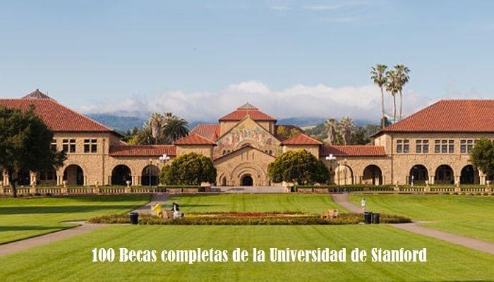 Foto de Stanford convoca 100 becas completas para 'cerebritos' de todo el mundo