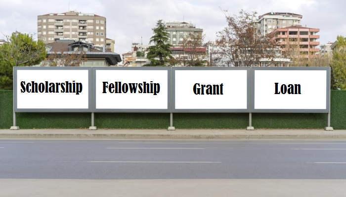 Foto de ¿Qué diferencia hay entre scholarship, fellowship, grant y loan?
