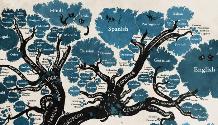 Foto de Las mejores infografías de idiomas: evolución, datos y curiosidades